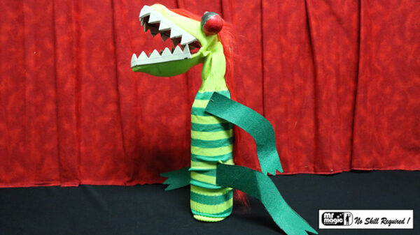 Dragon Puppet by Mr. Magic