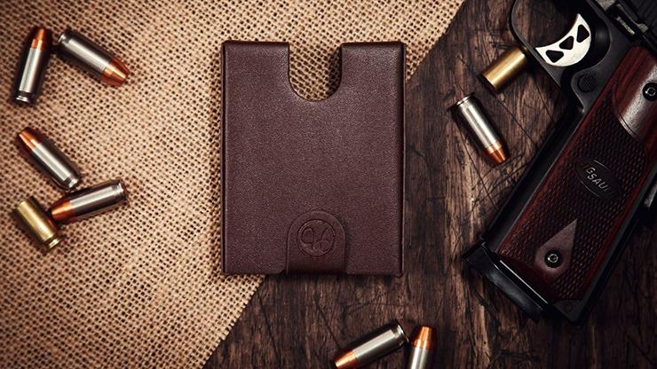 Deck Shooter (Brown) by Hanson Chien