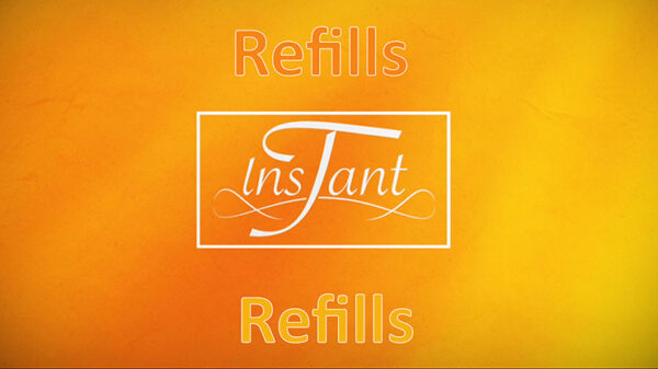 Instant T REFILL / 2019 by The French Twins & Magic Dream