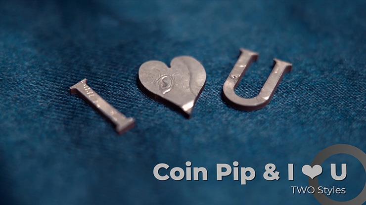 Sculpture (PIP CARD) by JL Magic