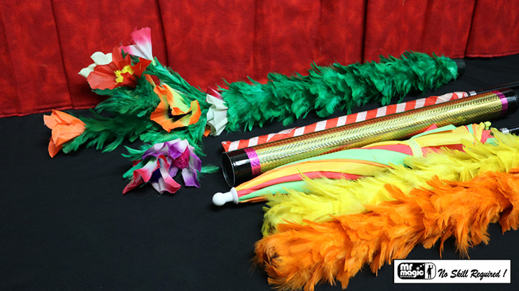 Giant Feather Fantasy by Mr. Magic