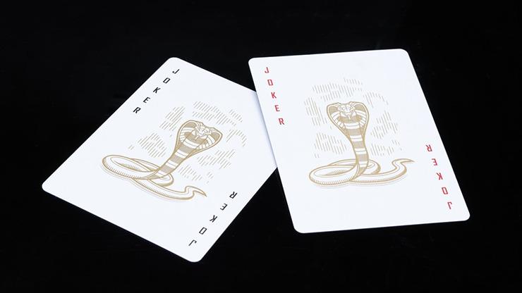 COBRA Black Edition Playing Cards