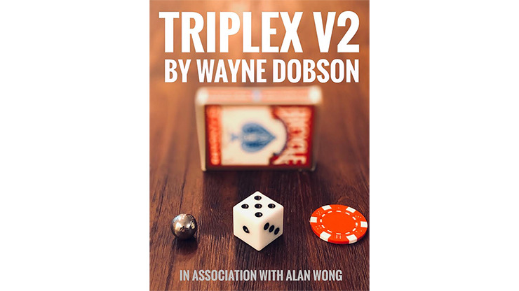 TRIPLEX V2 by Waybe Dobson and Alan Wong