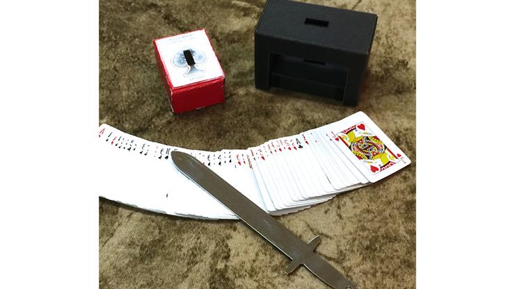 Mystery Blade 2020 by Tenyo Magic