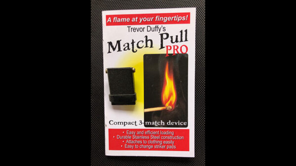 Match Pull Pro by Trevor Duffy