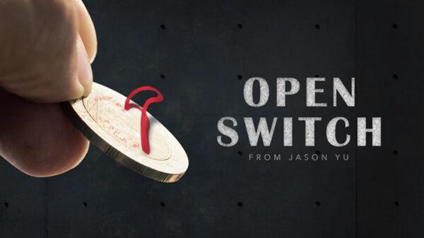 Open Switch by Jason Yu - DVD