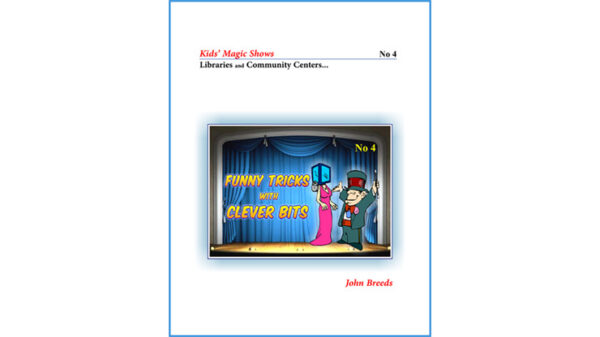 FUNNY TRICKS with CLEVER BITS by John Breeds - Book