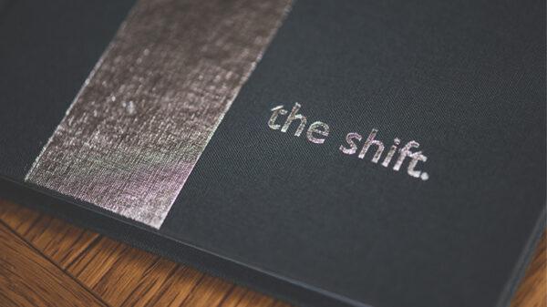Studio52 presents The Shift Vol 1 by Ben Earl - Book