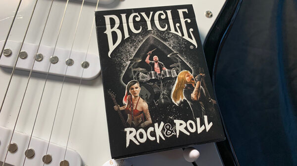 Bicycle Rock & Roll Playing Cards