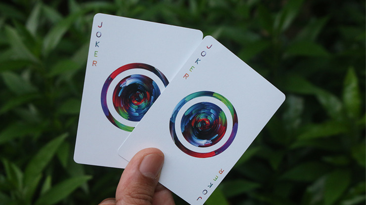 Sphere Playing Cards by Magic Encarta