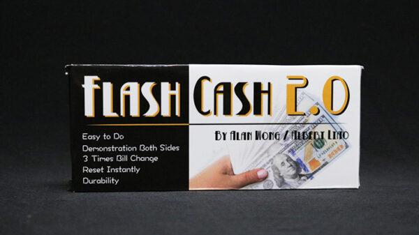 Flash Cash 2.0 (USD) by Alan Wong & Albert Liao