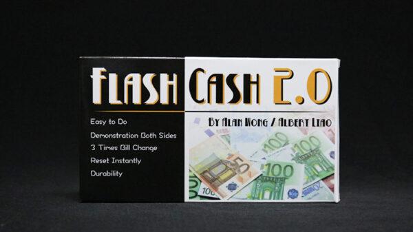 Flash Cash 2.0 (Euro) by Alan Wong & Albert Liao