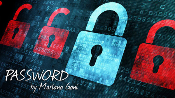 PASSWORD by Mariano Goni