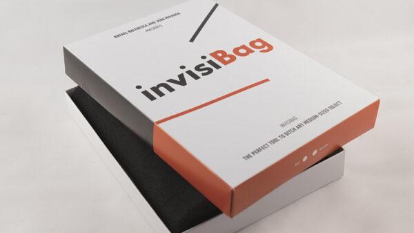 Invisibag (Black) by Joao Miranda and Rafael Baltresca