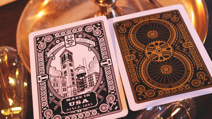 Bicycle 1885 Playing Cards by US Playing Card