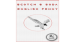Scotch and Soda English Penny by Eagle Coins