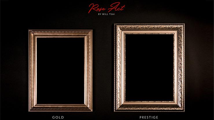 Visual Matrix AKA Rose Act The Prestige by Will Tsai and SansMinds