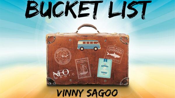 Bucket List by Vinny Sagoo