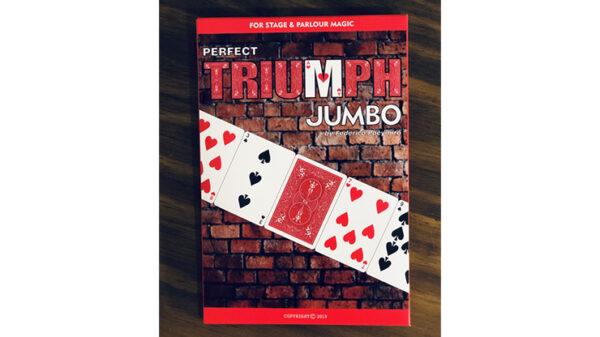 Perfect Triumph JUMBO by Federico Poeymiro
