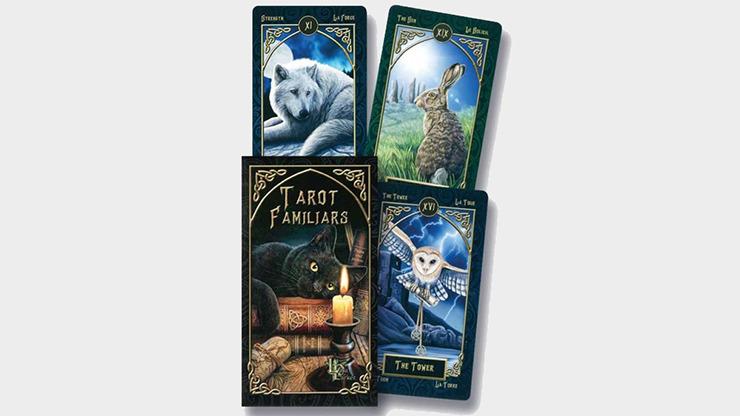 Familiars Tarot by Lisa Parker