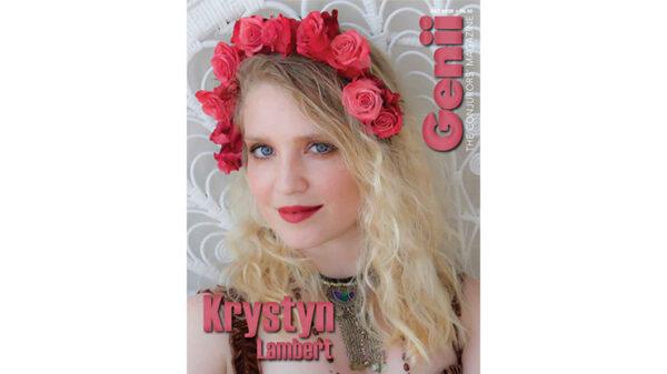 Genii Magazine July 2020 - Book