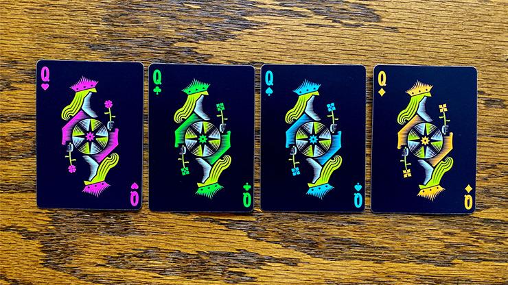 Polaris Winter Solstice Playing Cards