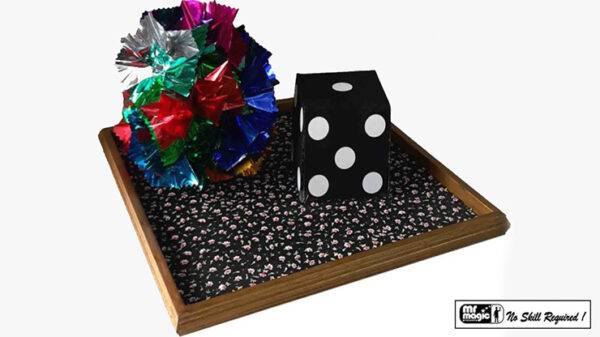 Die To Flower Tray by Mr. Magic
