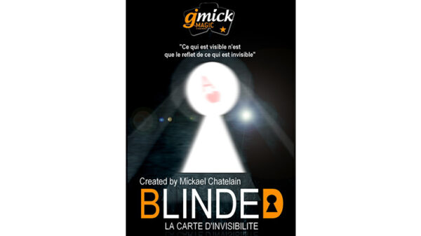 BLINDED BLUE by Mickael Chatelain