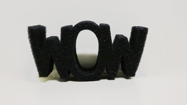 Sponge WOW (Black) by Goshman