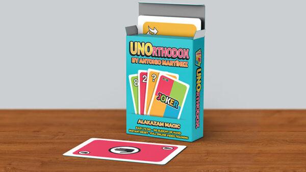 UNOrthodox by Antonio Martinez