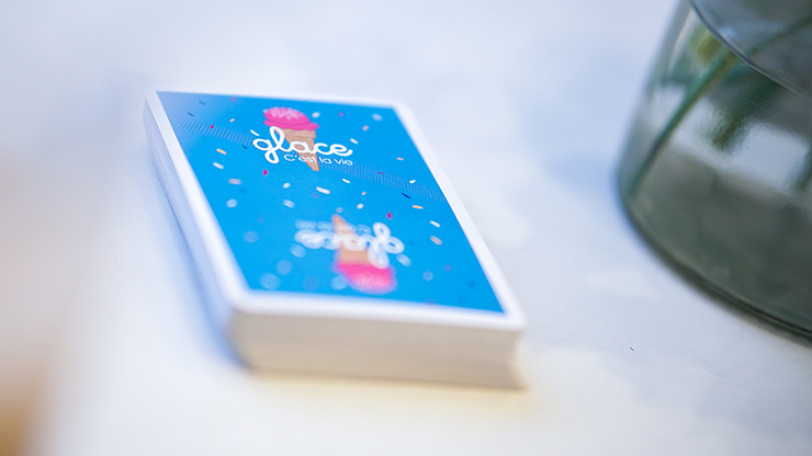 Glace Playing Cards by Bacon Playing Card Company