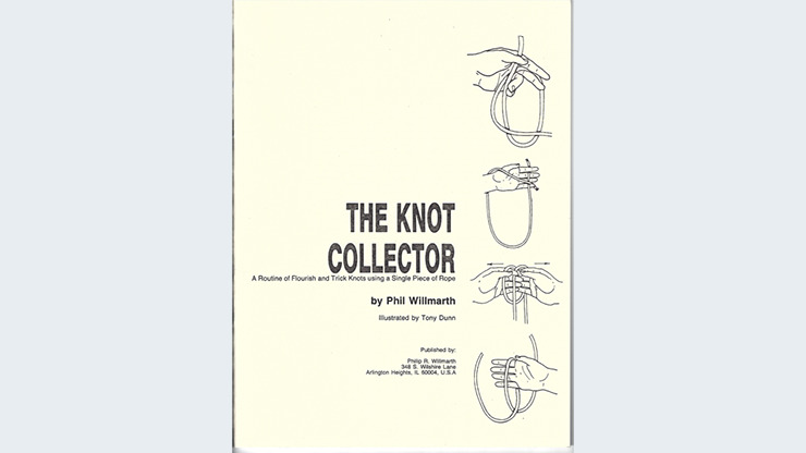 The KNOT Collector by Phil Willmarth  - Book
