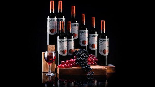 Marshall Multiplying Wine Bottles by Tora Magic