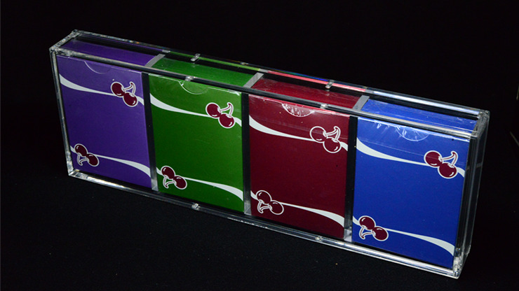 Carat X4 (Holds 4 Decks)