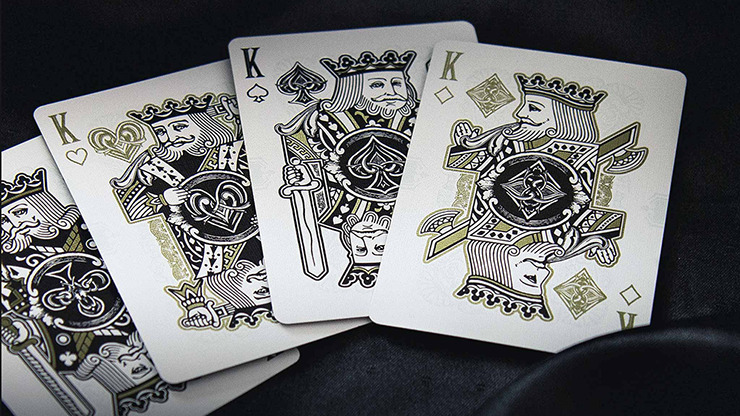 Empire Bloodlines (Black and Gold) Limited Edition Playing Cards