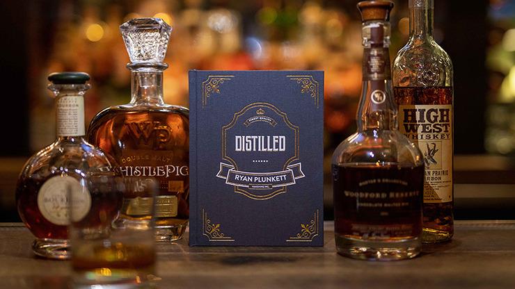 Distilled by Ryan Plunkett - Book