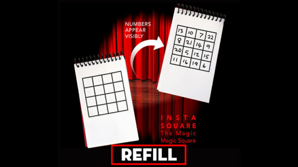 Refill for Insta Square by Martin Lewis