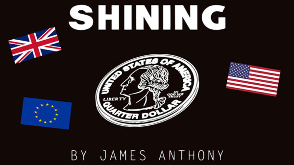Shining UK Version by James Anthony