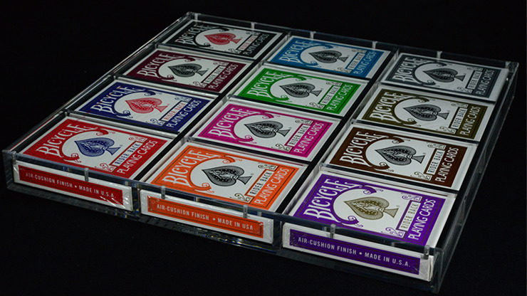 Carat X4X3 Twelve Deck Case
