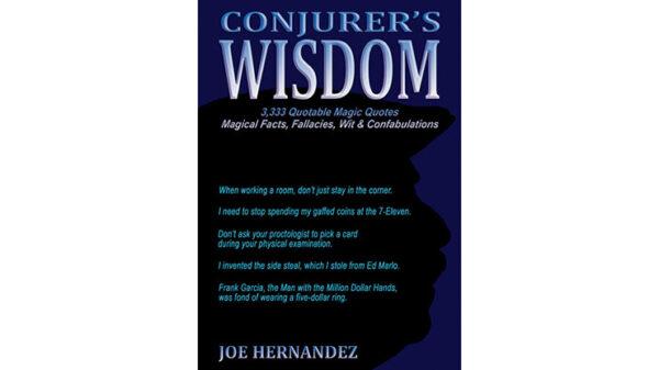 Conjuror's Wisdom by Joe Hernandez - Book