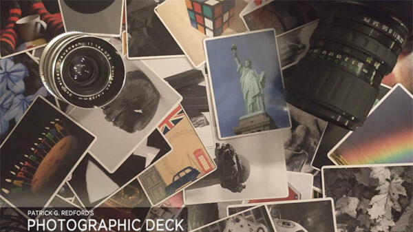 Photographic Deck Project by Patrick Redford