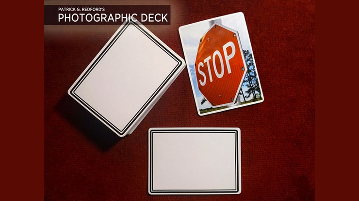 Photographic Deck Project Set by Patrick Redford