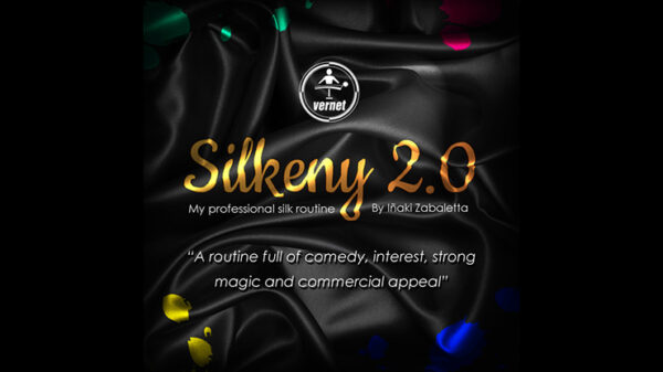 Silkeny 2.0 by Inaki Zabaletta