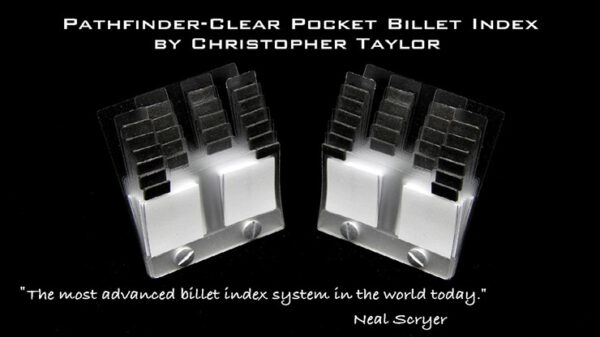 The Path-Finder Clear Pocket Index Single by Christopher Taylor