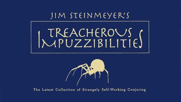 Treacherous Impuzzibilities by Jim Steinmeyer - Book