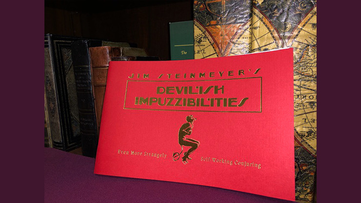Devilish Impuzzibilities by Jim Steinmeyer - Book