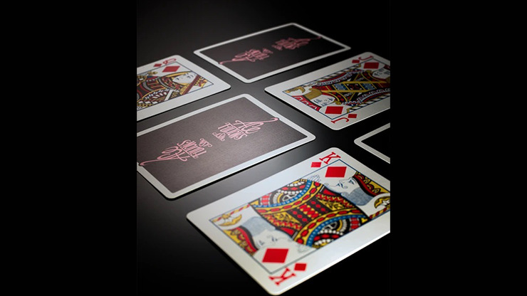 Ace Fulton's Casino Femme Fatale Playing Cards