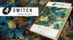 4 Switch by Pierre Acourt & Magic Dream