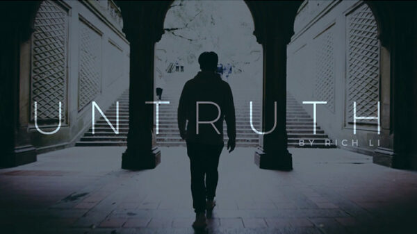 Untruth by Rich Li - DVD