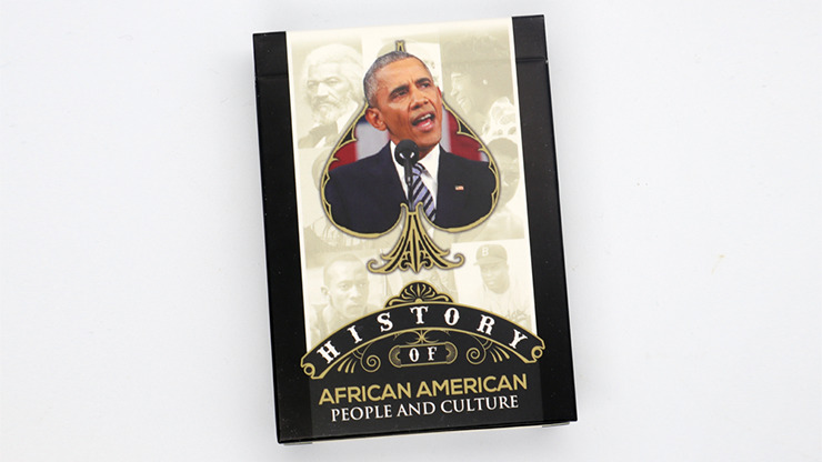 History Of African American Playing Cards